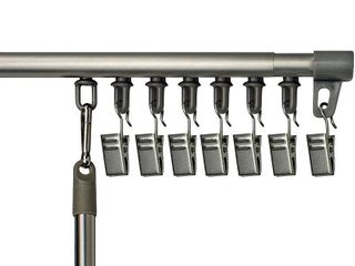 Bali Universal Track Curtain Rod