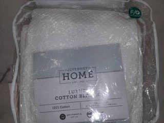 luxury Cotton Blanket