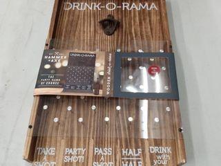 Hammer and Axe Drink O Rama