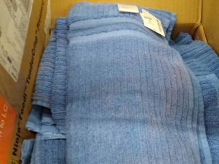 Miscellaneous box of washrags