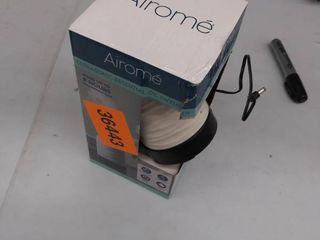 Airome Ultrasonic Oil Diffuser Harmony White   Candle Warmers Etc