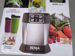 Ninja Nutri Ninja Bl480D Auto iQ Blender  base only
