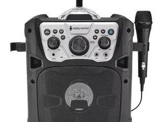 Singing Machine SMl640 Wireless Audio Karaoke Steaming Machine