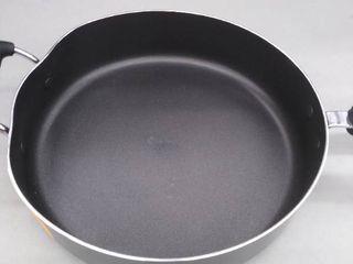 Cooks 4 5qt nonstick aluminum bent pan