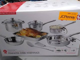 Cooks Stainless steel essntials