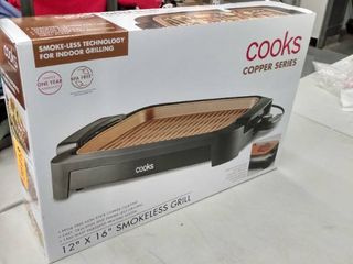 Cook s Smokeless Grill
