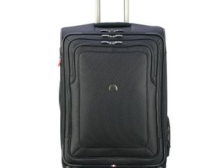 Delsey Cruise Soft 25 Expandable Spinner with Suiter
