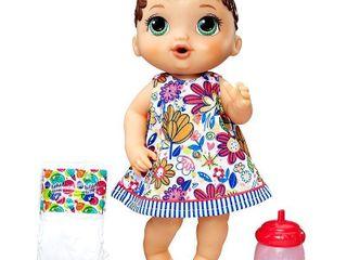 Baby Alive lil Sips Baby   Brunette