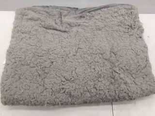 Soft Grey Blanket