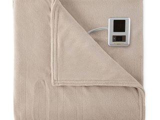 Biddeford trade  Plush Heated Blanket