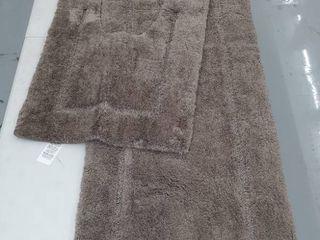2  Bathroom Rugs