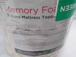 Memory foam Twin Xl