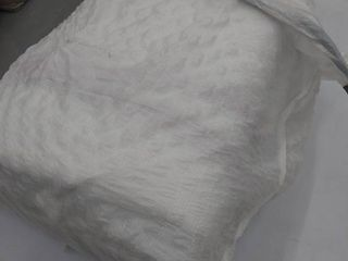 heated mattress cover  size unknown