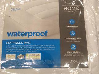 Waterproof mattress pad full