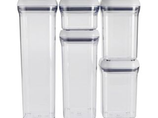 Oxo Pop Container Set  only 3 containers