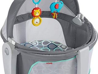 Fisher Price On the Go Baby Dome  Multi