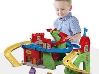 Fisher Price little People Sit  n Stand Skyway  Amazon Exclusive