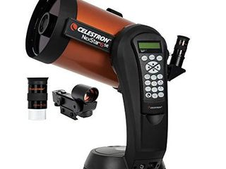 Celestron   NexStar 6SE Telescope   Computerized Telescope for Beginners   Advanced Users   Fully Automated GoTo Mount   SkyAlign Technology   40 000 plus Celestial Objects   6  Primary Mirror RETAIlS FOR OVER  1200