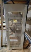 Full light Exterior Door 32  Qty 2  No Glass