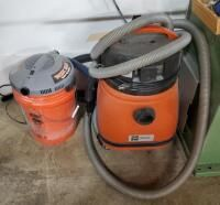 Fein Vacuum Model 9 55 13  With Hose And Bucket Head Wet Dry Vac With Bucket