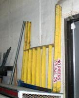 Steel Safety Rails  46  x 40  Qty 2