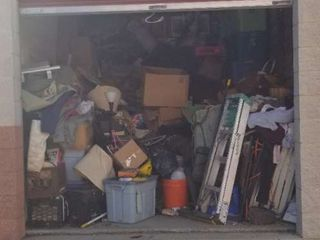 Storage Rentals of America Storage Auction