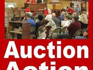Live & Live Stream: Model Train Auction