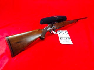 Ruger M 77  257 Roberts w Bushnell Chief VI Scope  SN 79 78216