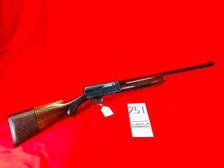 Browning Auto 5  12 Ga  2 3 4  30  Bbl  SN B21008