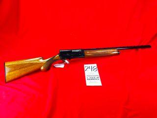Browning light 12  12 Ga  25 1 2  Bbl  SN 4G 45862