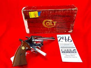 Colt lawman Mark III  357 Mag  SN 6179l  Org  Box  NIB  Handgun