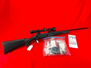 Savage M 111  7mm Rem Mag w Simmons 3x9x40 Scope   Sling  SN G329771