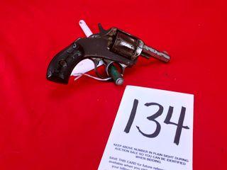 The American Dbl  Action 38  Handgun