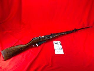 Mosin Nagant Carbine  7 62x54 Cal  SN Kl1816 w Bayonet