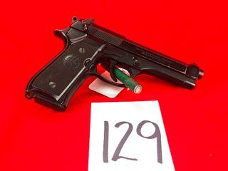 Beretta 92F  9mm  SN C65927Z  Handgun