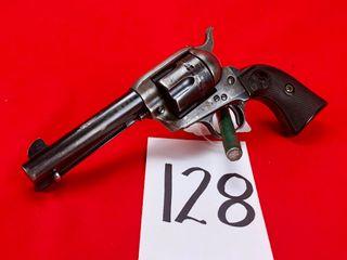 Colt SA Army  38WCF  SN 333836  Handgun