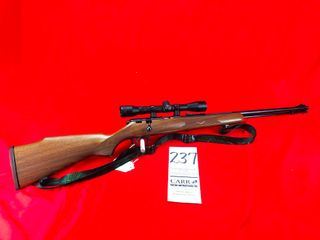 Marlin 883  22 WMR Only  Simmons 4x32 22 Mag Scope  SN 04463981