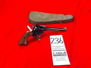 Ruger Super Blackhawk Revolver  44 Mag  7 1 2  Bbl  w Soft Case  SN 6590  Handgun