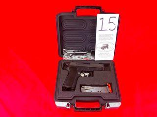 Sig Sauer P229 357 Sig w 40 S W Cal  Bbl  SN AHU02528  w Box  Handgun