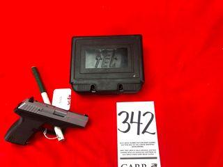 KelTec P 11  9mm luger  SN AD477 NIB  Handgun