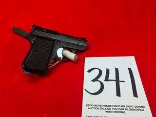 Armi Tanfoglio Italian 25 Auto  SN M96366  Handgun