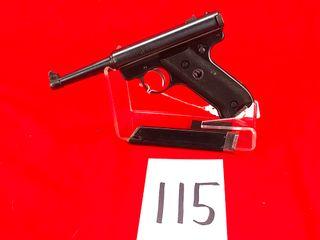 Ruger Auto Pistol  22lR  SN 477187 w Extra Mag  Handgun