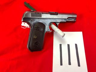 Colt  Browning s Patent  32 Cal  SN 16872  Handgun