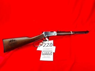 Henry H001TER NRA  25 Year Anniv  22 S l lR  SN EVIlROY11422  As New