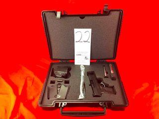 Springfield XDS 3 3  45 ACP  SN XS544822 w Tac Pac  Handgun