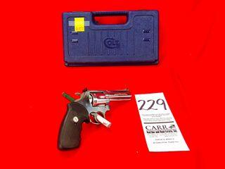 Colt King Cobra 357 Magnum  4  Bbl  Stainless Steel  SN EC1326 w Box  Handgun
