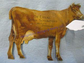 DElAVEl METAl COW