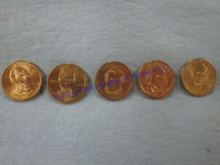 GOlD  1 COINS