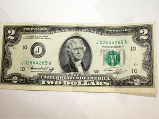 1976 Series  2 Fed  Res  Note