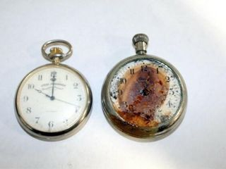 Jules Jurgensen Pocket Watch  Westclox PW